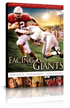 Facing the Giants Movie Night Nov 9